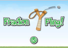 fractions fling